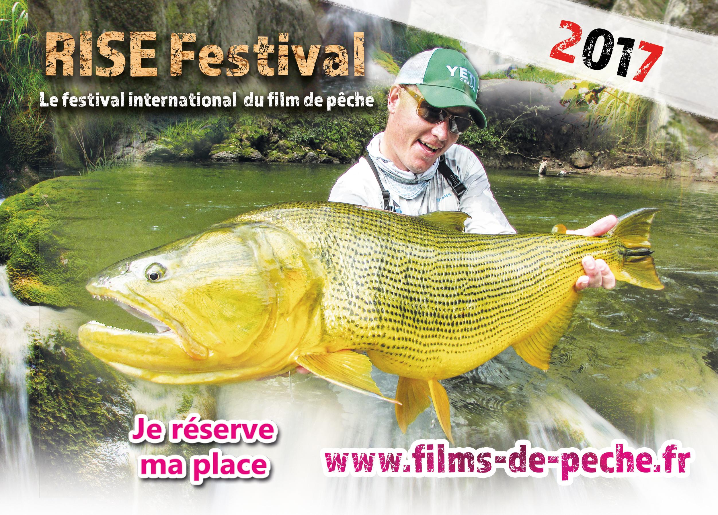 Rise fly fishing film festival 2017 for Fly fishing film festival
